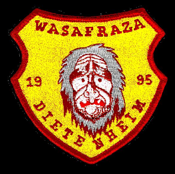 Fasnetsclique Wasafraza Dietenheim